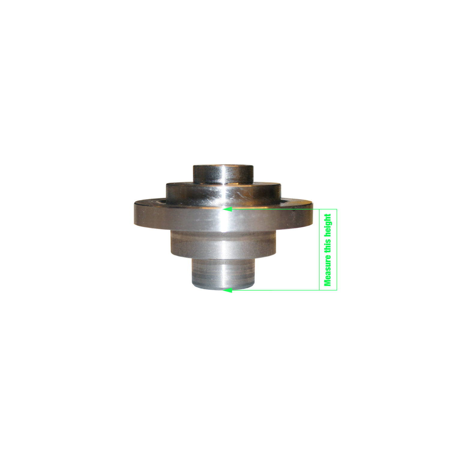 Flange (measure when replacing)