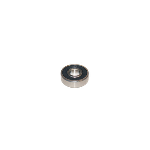 Ball bearing for guide arm