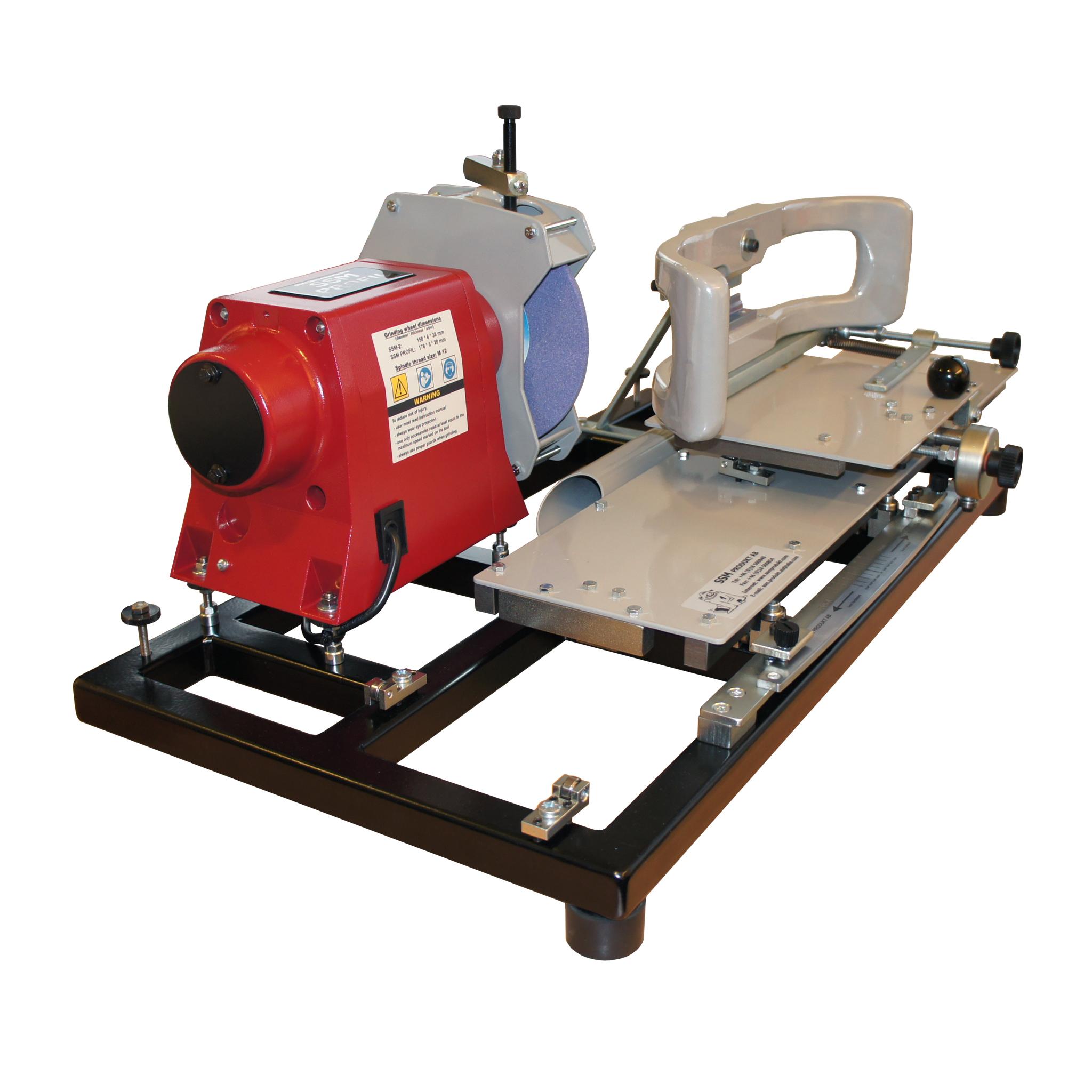 SSM PROFIL skate sharpening machine