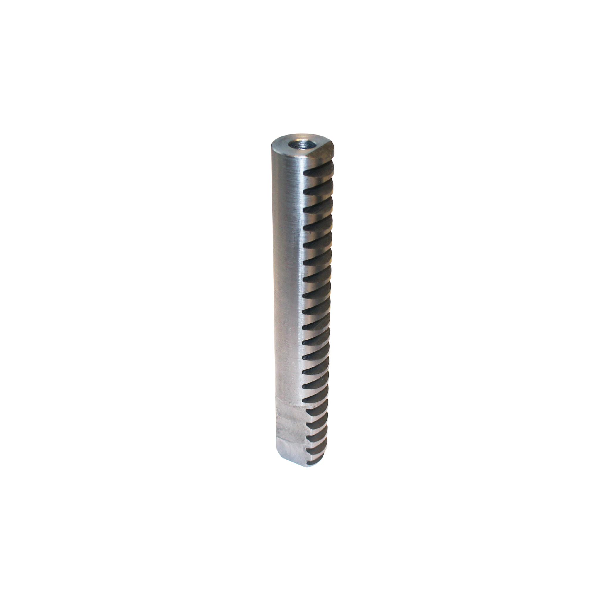 Tool holder 11 (upper) for riveter