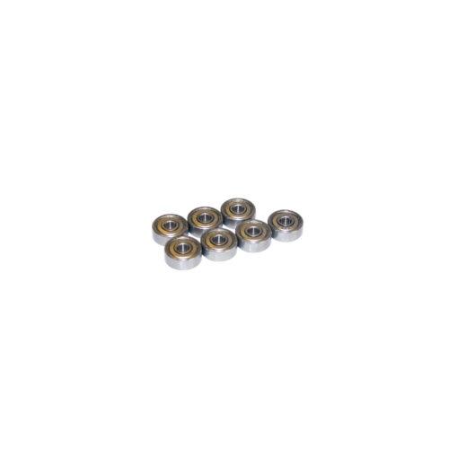 Ball bearings for upper table