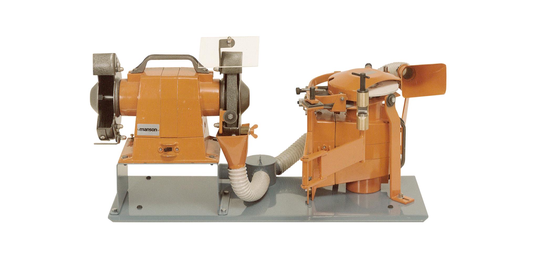 SSM 3D - an early combination sharpener