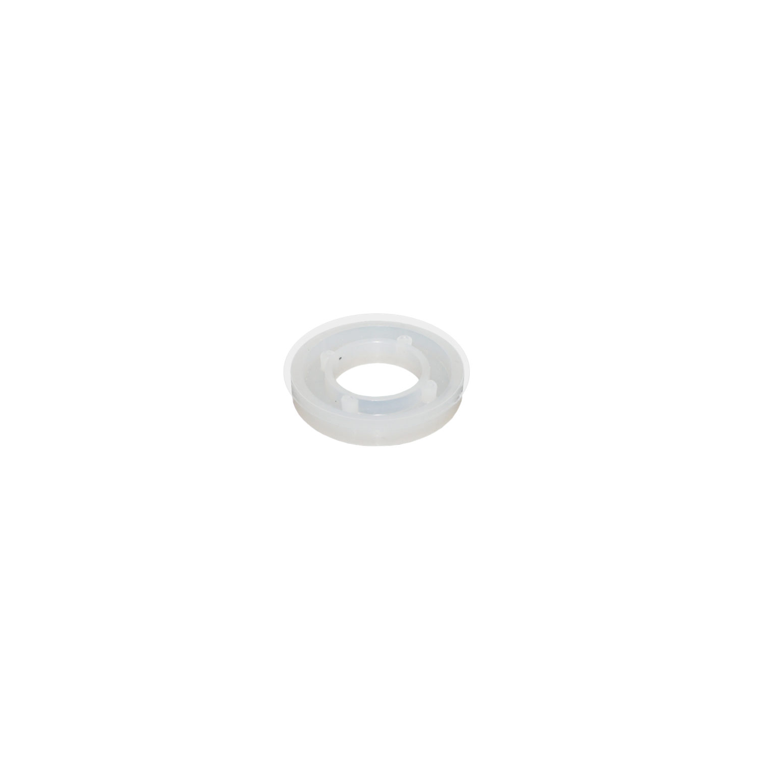 Distance ring for grinding wheel